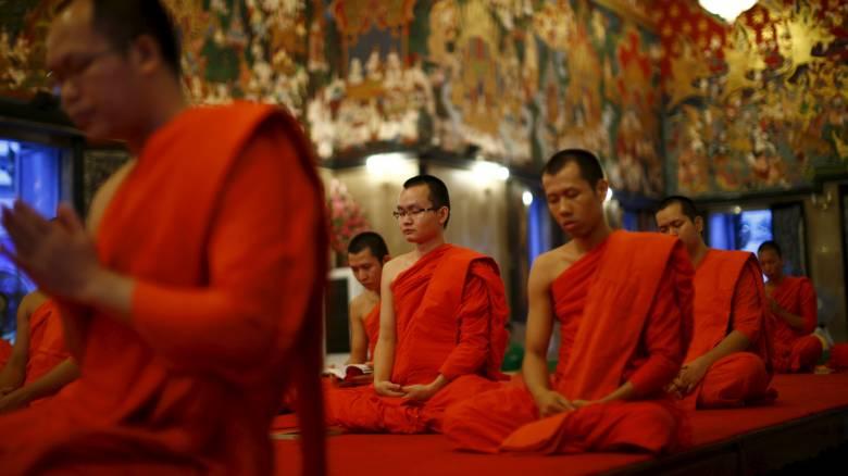 Ταϊλάνδη: Κόντρα κυβέρνησης - βουδιστών