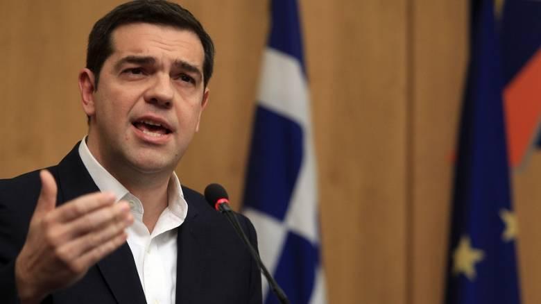 Τσίπρας κατά «κομματοκρατίας» στη δημόσια διοίηκηση