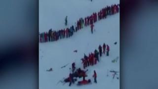 Δύο μαθητές κι ένας σκιέρ νεκροί από χιονοστιβάδα στις γαλλικές Άλπεις