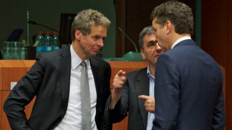 Στα «χέρια» του Τόμσεν το μέλλον του  Ασφαλιστικού - Είναι παρών στο Eurogroup