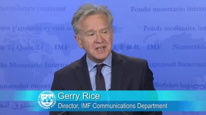 Ράις: Το ΔΝΤ δεν θα αποχωρήσει από την Ελλάδα και το ελληνικό πρόγραμμα