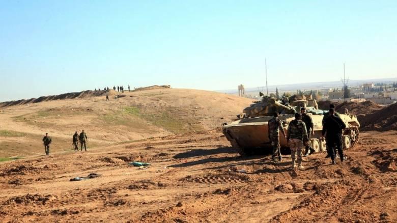 Προελαύνει ο συριακός στρατός κατά του ISIS στο Χαλέπι