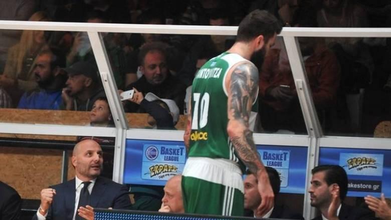 Ευρωλίγκα: Ήττα του Παναθηναϊκού από τον Ερυθρό Αστέρα- Πρόστιμο στους παίκτες