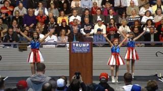 Τα Freedom Girls στηρίζουν τον Ντόναλντ Τραμπ με το νέο πατριωτικό εμβατήριο τους