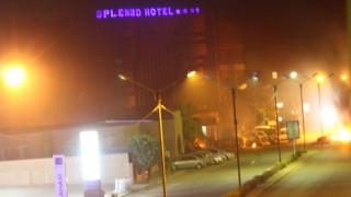 Επίθεση ισλαμιστών σε ξενοδοχείο της Μπουρκίνα Φάσο