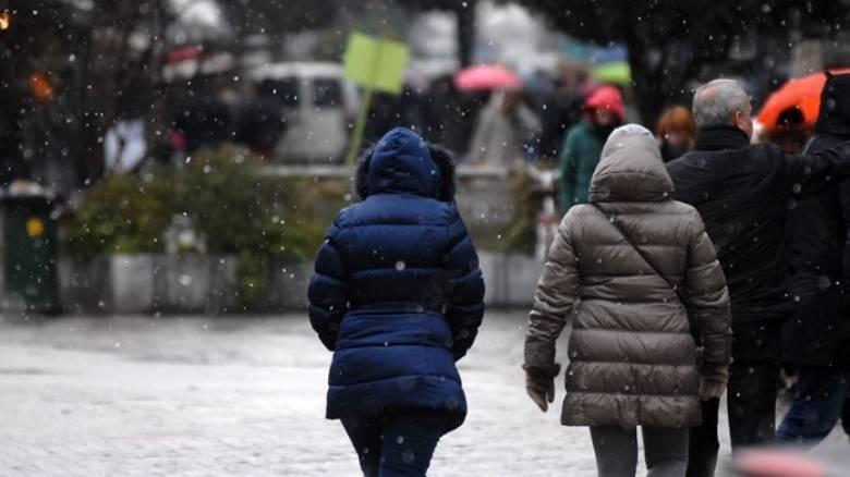 Ραγδαία επιδείνωση του καιρού - Βροχές και καταιγίδες σε όλη τη χώρα