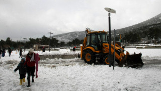 Καιρός: Υπό το μηδέν η θερμοκρασία σε πολλές περιοχές της Ελλάδας τη Δευτέρα