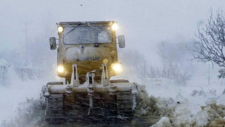 Κακοκαιρία: Ο χιονιάς χτυπάει την Ελλάδα - Η πρόβλεψη του καιρού