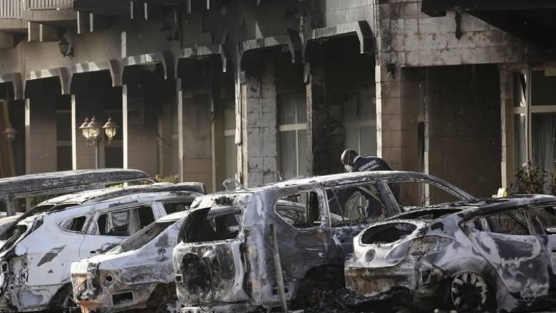 Αυξήθηκε ο απολογισμός των νεκρών στη Μπουρκίνα Φάσο