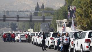 Προειδοποίηση από τον ΟΗΕ για τον υποσιτισμό στη Συρία