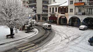 Χιόνια και θερμοκρασίες υπό του μηδενός