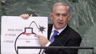 Ο Νετανιάχου κατηγορεί το Ιράν για επιθυμία απόκτησης πυρηνικών