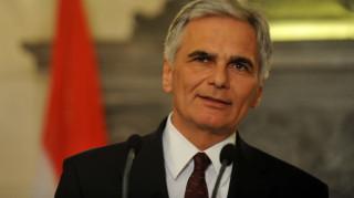 Ο Φάιμαν επανέλαβε ότι η Αυστρία ανέστειλε προσωρινά τη συνθήκη Σένγκεν