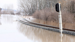 Συναγερμός στον Έβρο: Φόβοι για υπερχείλιση του ποταμού