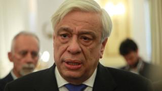Παυλόπουλος: Η Ελλάδα δεν έχει παραιτηθεί των γερμανικών αποζημιώσεων