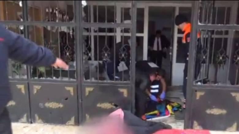 Έκρηξη κοντά σε σχολείο στην Τουρκία