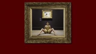 Συνελήφθη ξανά η γυμνή καλλιτέχνιδα Deborah De Robertis στο Μουσείο Ορσέ