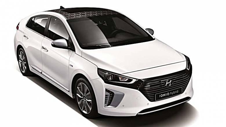Τo Hyundai Ioniq θα είναι υβριδικό, plug in υβριδικό και πλήρως ηλεκτρικό
