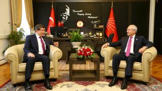 Ο αρχηγός της αντιπολίτευσης διώκεται για εξύβριση του Ερντογάν
