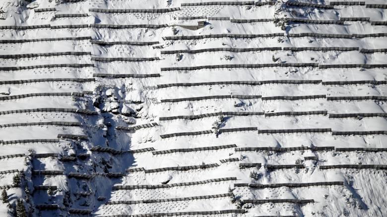 Άλπεις: Νεκροί πέντε στρατιώτες από χιονοστιβάδα