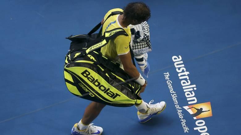 Αποκλεισμός-σοκ για τον Ράφα Ναδάλ από τον Βερντάσκο στο Αυστραλιανό OPEN