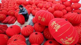 Κίνα: Ξεκίνησε η αντίστροφη μέτρηση για την Πρωτοχρονιά