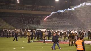 Κλείνει τις θύρες 13 και 14 της Λεωφόρου ο υφυπουργός Αθλητισμού