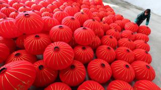 Προετοιμασίες για την κινέζικη Πρωτοχρονιά