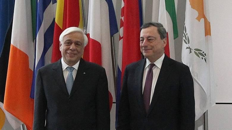 Παυλόπουλος: Η Ελλάδα θα πράξει αυτό που της αναλογεί με το πρόγραμμα