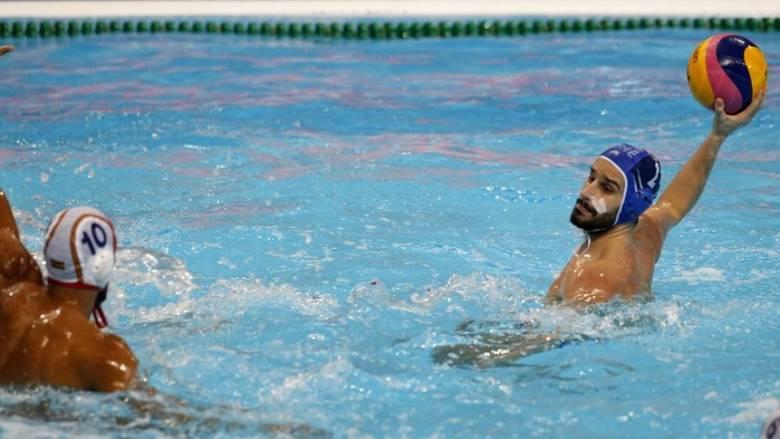 Στα ημιτελικά του Ευρωπαϊκού πρωταθλήματος πόλο η εθνική με το βλέμμα στο Ρίο