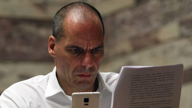 Γ. Βαρουφάκης: Eίχαμε plan X- Ηχογραφούσα τα Eurogroup