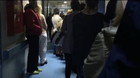 Υγεία: Στενάζουν οι ασθενείς στα επείγοντα περιστατικά