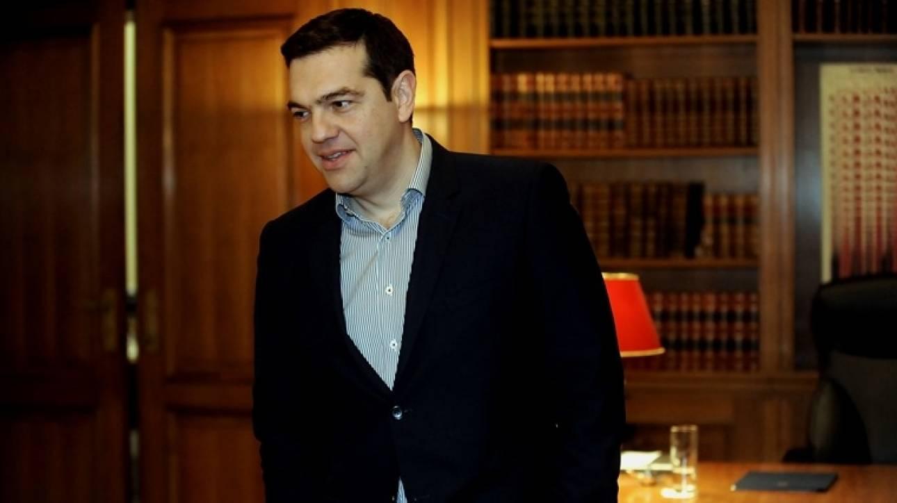 Με γεμάτη ατζέντα αναχωρεί ο πρωθυπουργός για το Νταβός