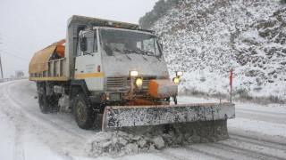 Χιονοπτώσεις στην Φθιώτιδα - Που χρειάζονται αλυσίδες