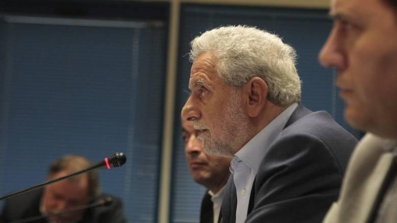 Ενημέρωση ζητά ο Θ. Δρίτσας για τον ΟΛΠ από το ΤΑΙΠΕΔ