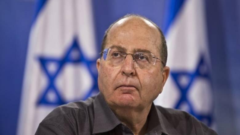 Ο ισραηλινός υπουργός Άμυνας θα διάλεγε τον ISIS από την Τεχεράνη