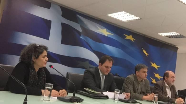 Διαβεβαιώσεις Τσακαλώτου – Αλεξιάδη για την αυτονομία της Γενικής Γραμματείας Δημοσίων Εσόδων