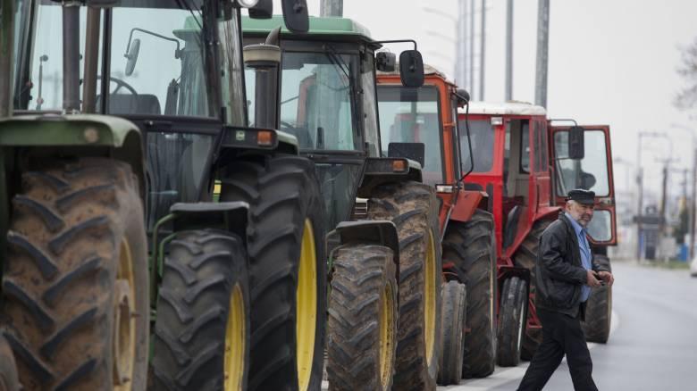 Αγροτικές κινητοποιήσεις: Κλειστά τα Τέμπη για δύο ώρες σήμερα