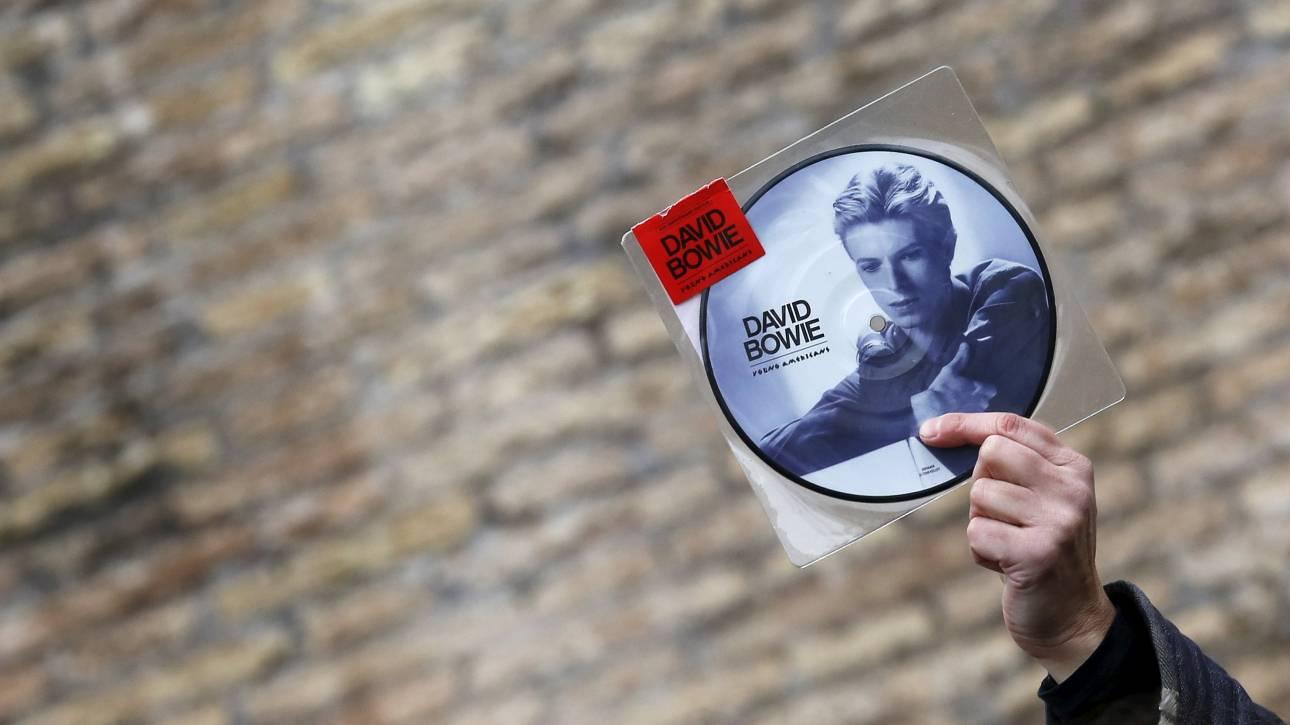 Τι άκουγε στο iPod του ο Ντέιβιντ Μπάουϊ;