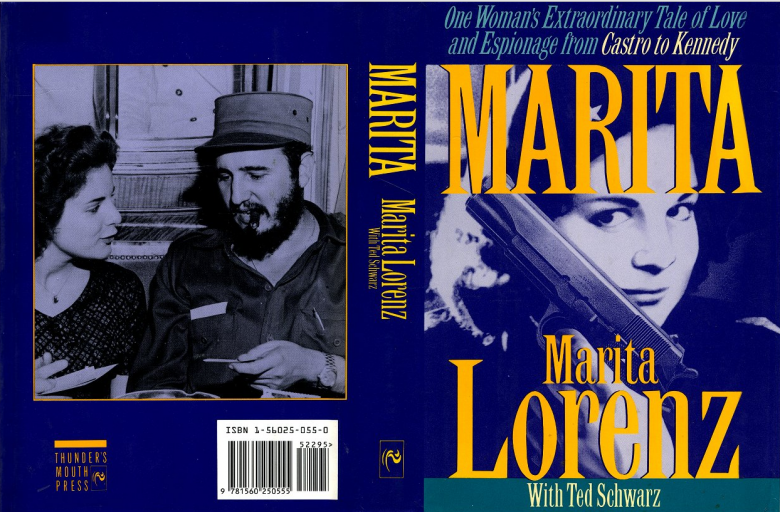 marita lorenz book