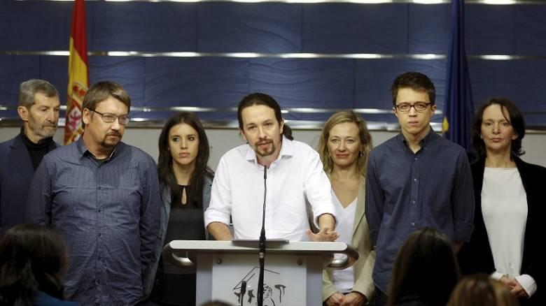 Το Podemos λέει πως είναι έτοιμο να σχηματίσει κυβέρνηση με τους Σοσιαλιστές