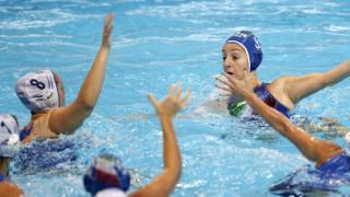 Η εθνική ομάδα γυναικών κατέκτησε την 5η θέση του Ευρωπαϊκού πρωταθλήματος πόλο