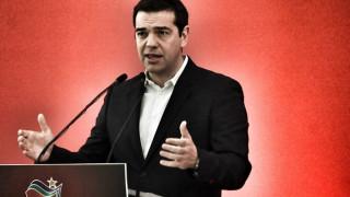 Ο Τσίπρας οριοθετεί τους άμεσους στόχους της κυβέρνησης