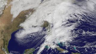 Η χιονοθύελλα - μαμούθ χτυπά Ουάσινγκτον και Νέα Υόρκη