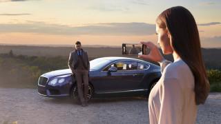 To κινητό Vertu Signature Touch for Bentley κοστολογείται όσο ένα μικρό αυτοκίνητο