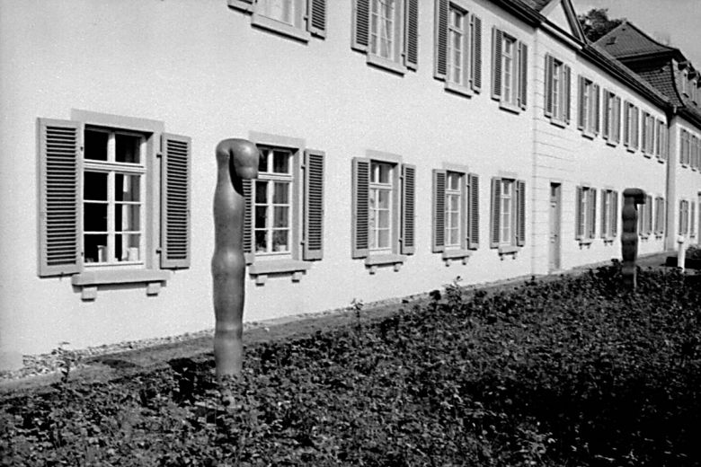 Skulpturen Joannis Avramidis
