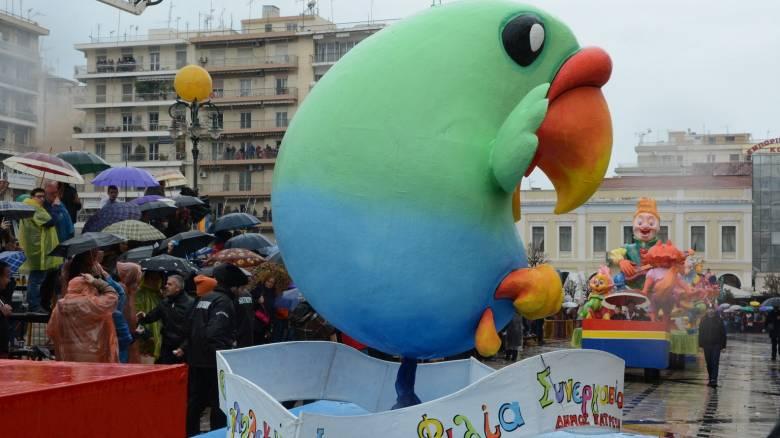 Ξεκίνησε επίσημα το Καρναβάλι της Πάτρας
