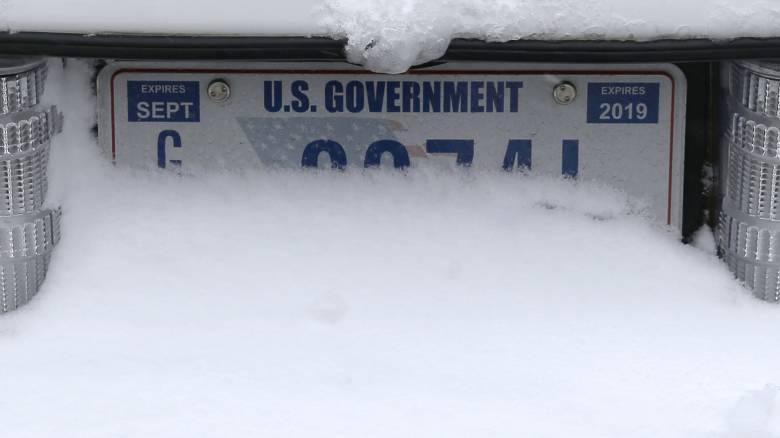 Παρέλυσαν Νέα Υόρκη και Ουάσιγκτον από τη φονική χιονοθύελλα