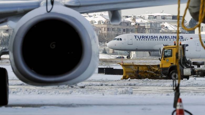 Turkish Airlines: Άλλαξε η πορεία πτήσης υπό την απειλή βόμβας