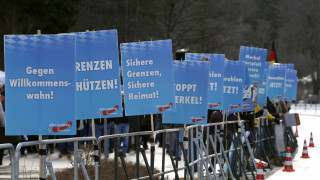 Η Γερμανία απορρίπτει το 10% των μεταναστών που φτάνουν στα σύνορα